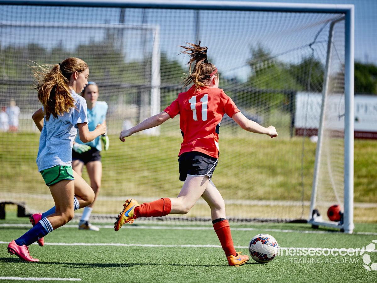 Summer Soccer Camp - Goal Scoring Camp