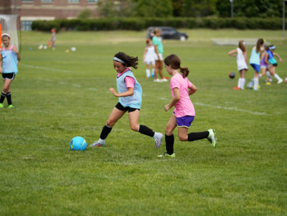 Center Circle: Get ahead of the tryout game and do some research in the spring soccer season
