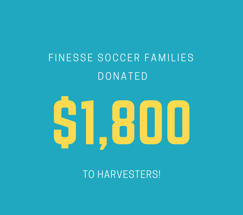 Cancelled camp = money for Harvesters!