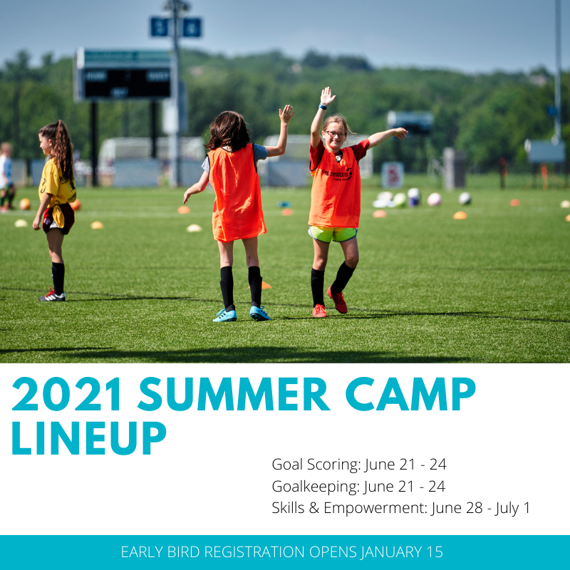 2021 Youth Soccer Camp